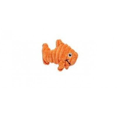 Bud'z poisson peluche orange