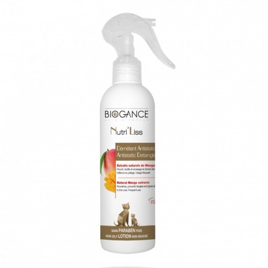 Biogance Lotion Nutri liss antistatique
