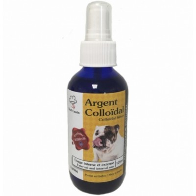 CHEF CANIN ARGENT COLLOIDAL 15ppm