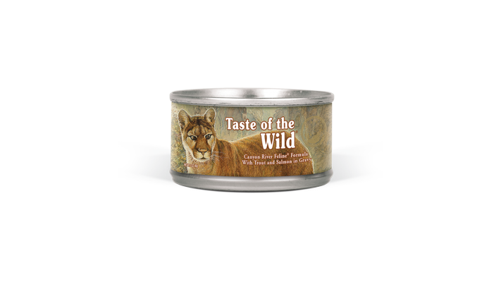 Taste of the Wild Conserve Canyon River pour chats et chatons