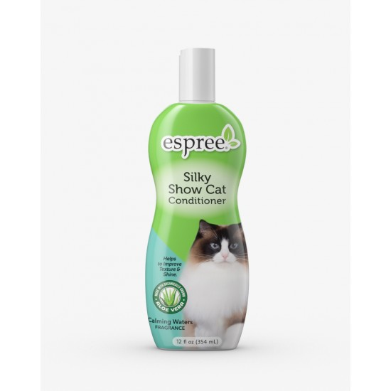 ESPREE Shampooing Silky Show pour chats