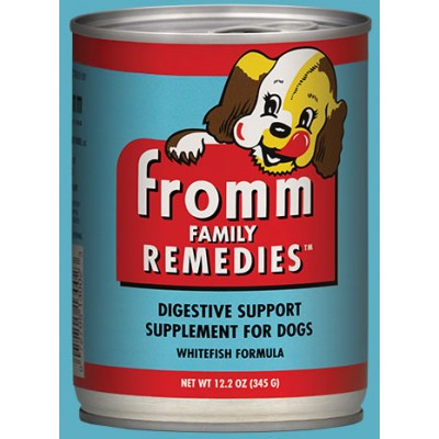 Fromm Remedies 12.2oz  Poisson