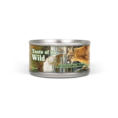 Taste of the Wild Conserve Rocky Mountain pour chats et chatons