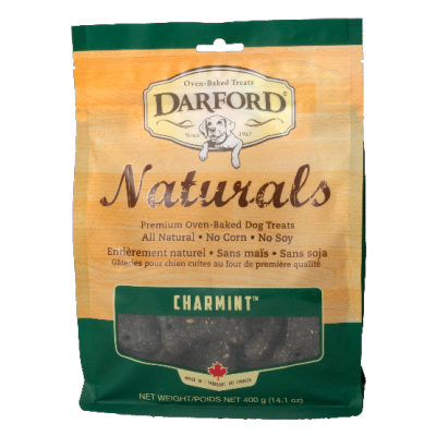 DARFORD biscuits au charbon 400g
